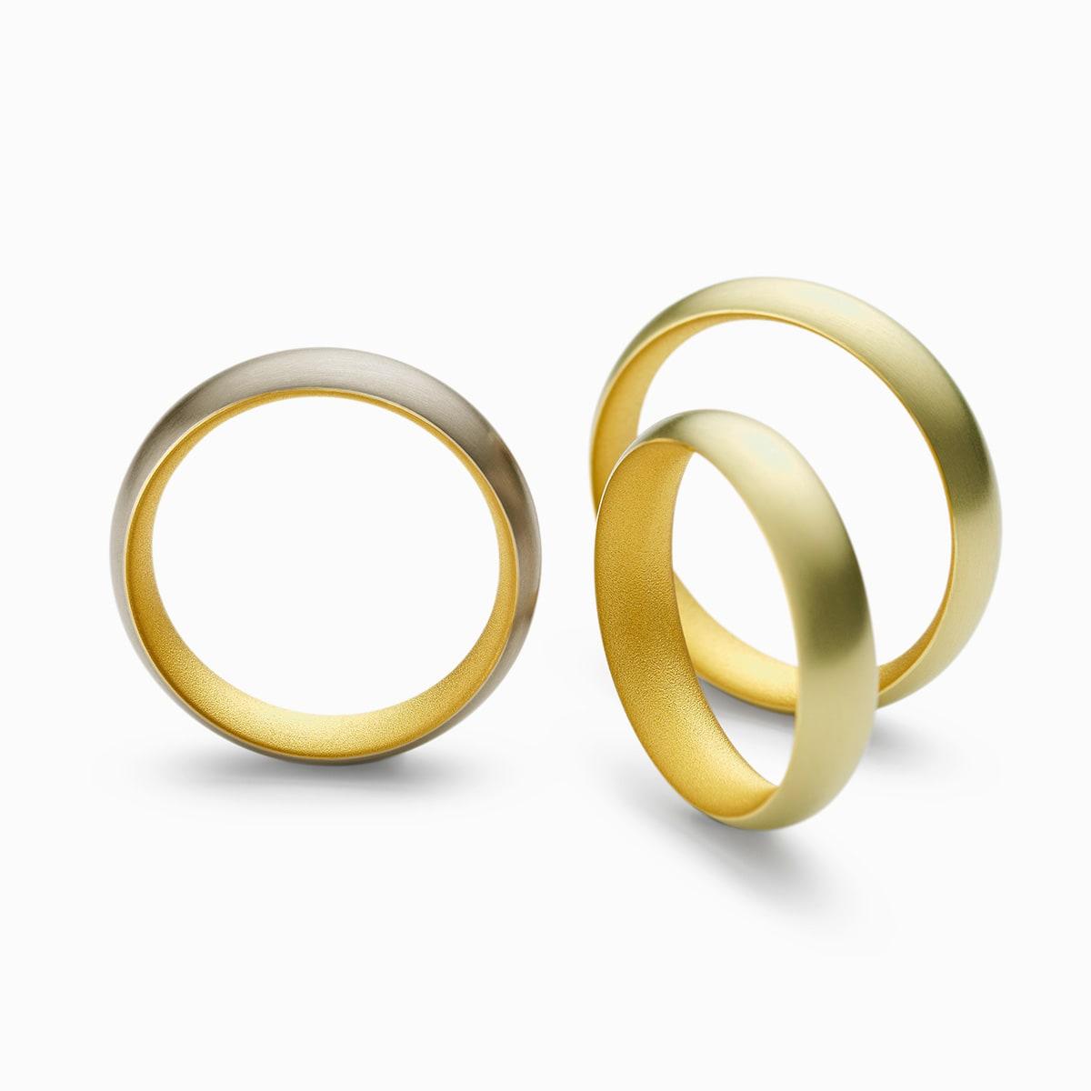 Niessing wedding ring Inside