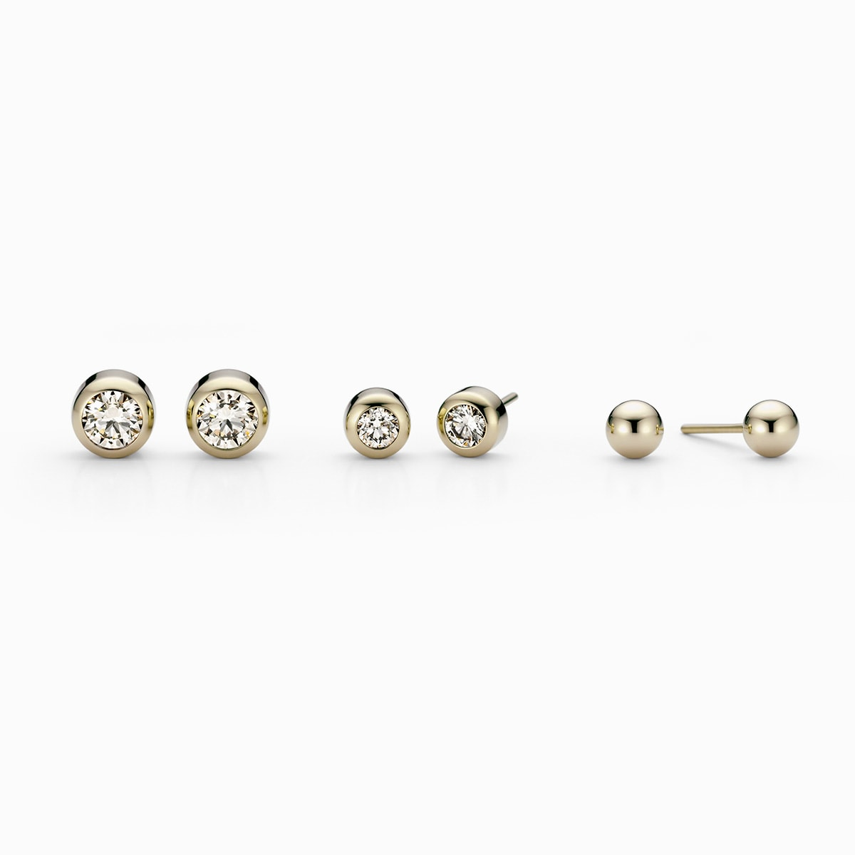 Niessing Diamond Accent Ear Jewelry