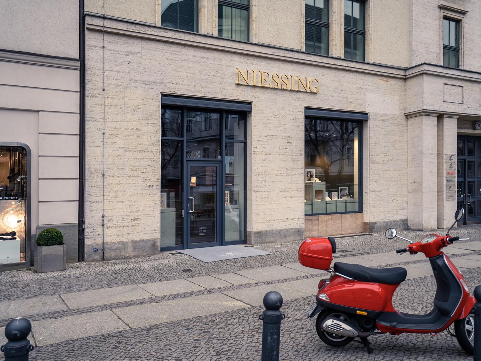 Niessing Store Berlin