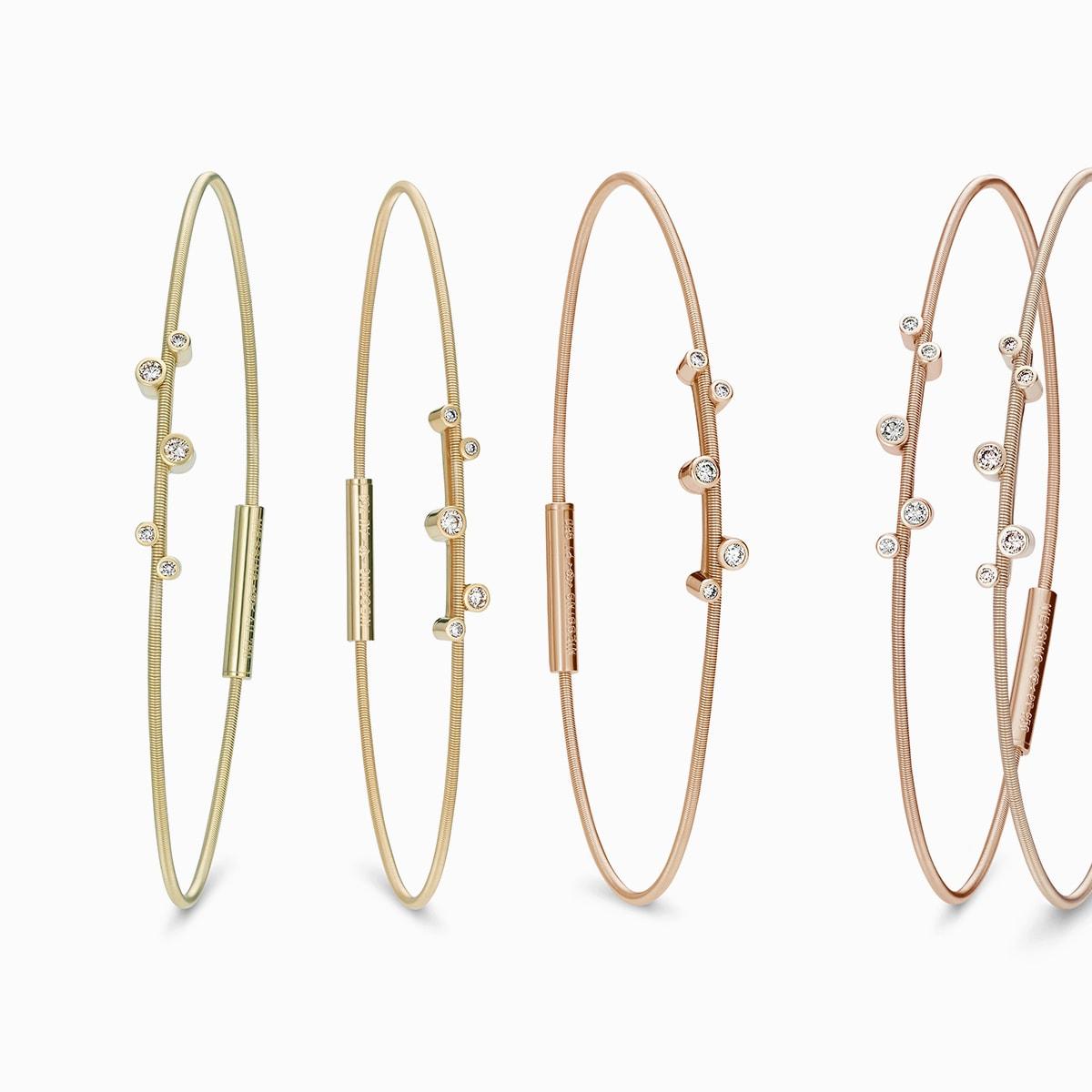 Niessing Artist arm jewelry