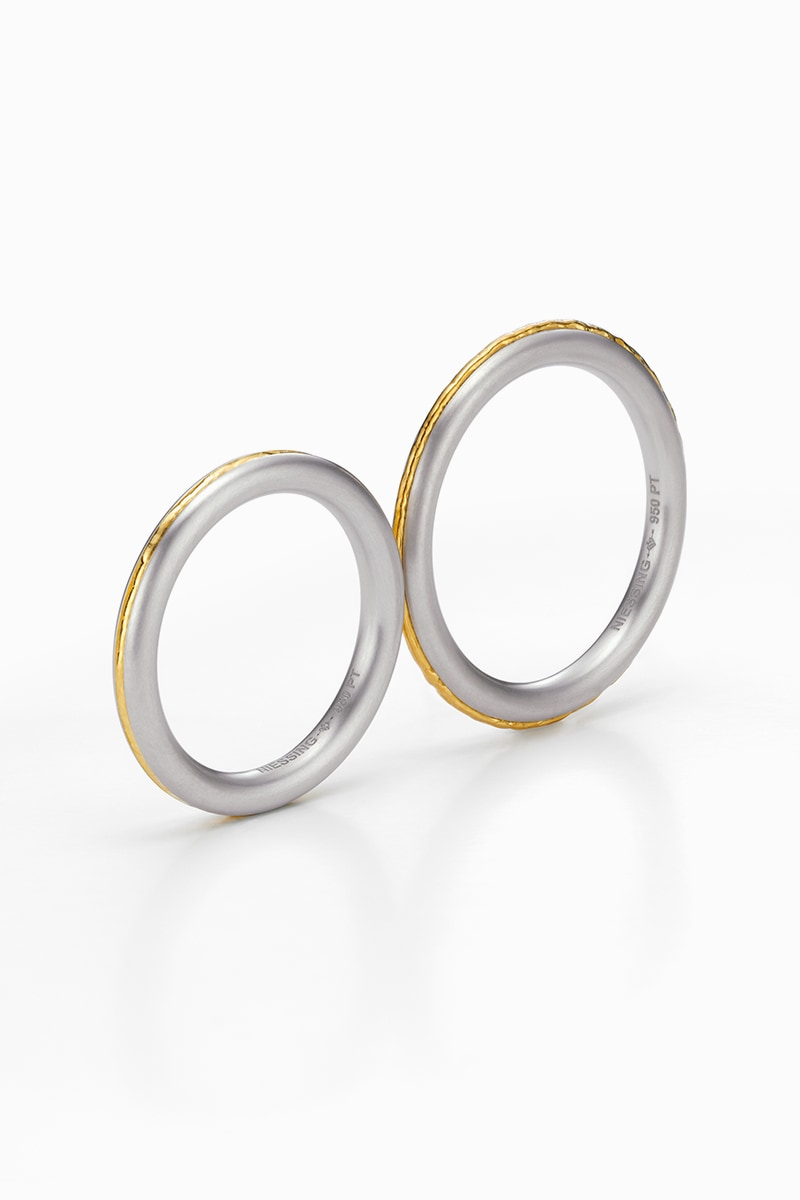 NIESSING WEDDING RING SOULMATE