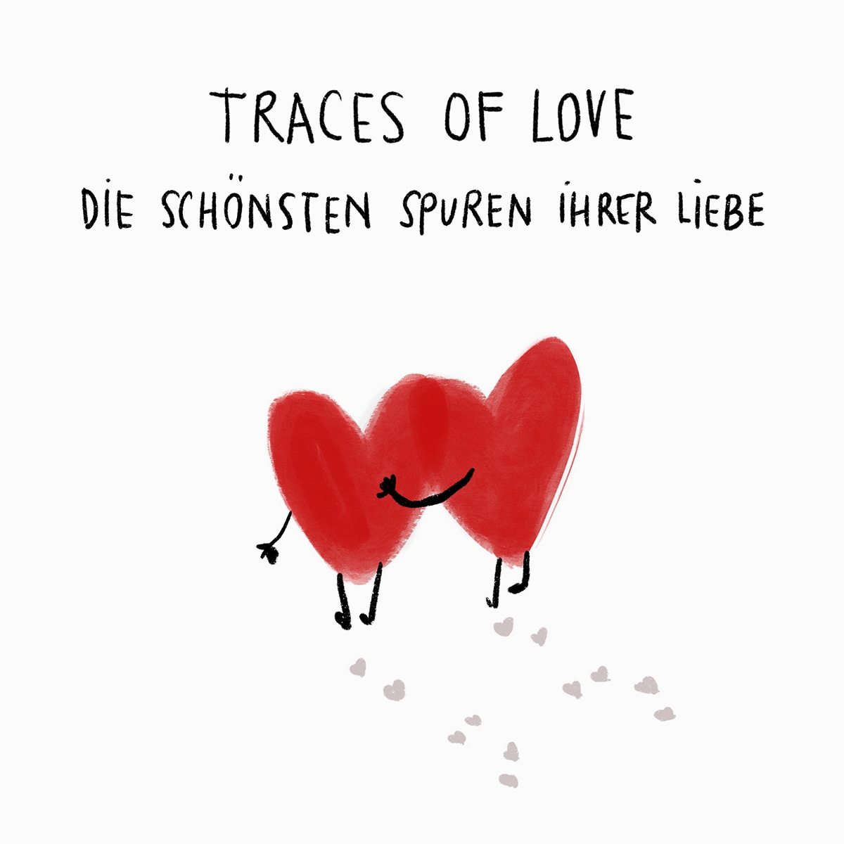 NIESSING TRAURING TRACES OF LOVE