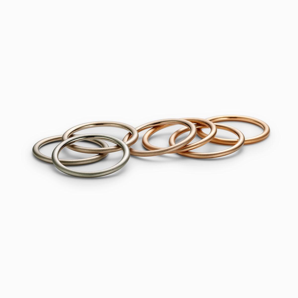 Niessing aura® Color Rings