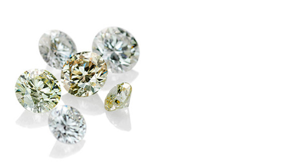 Niessing Diamonds