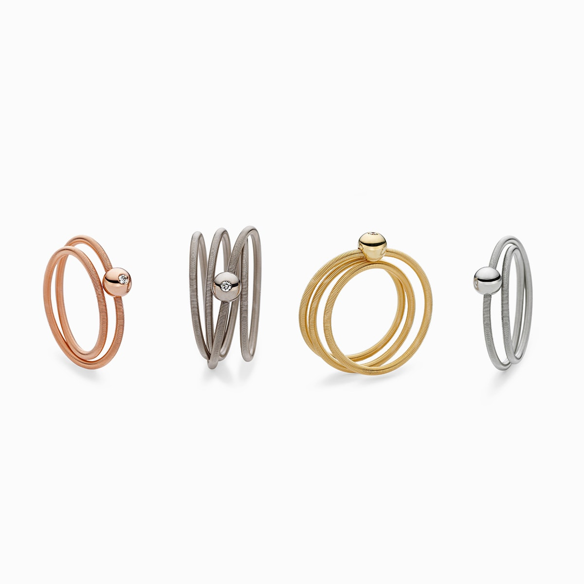 Niessing Colette Rings