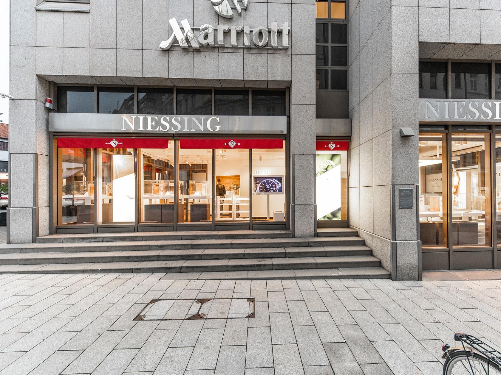 Niessing Store Hamburg