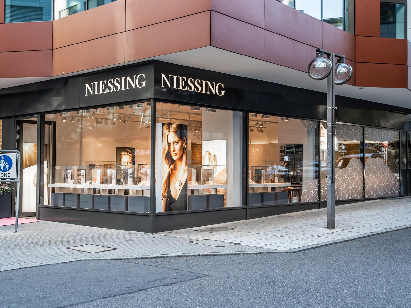 Niessing Store Stuttgart