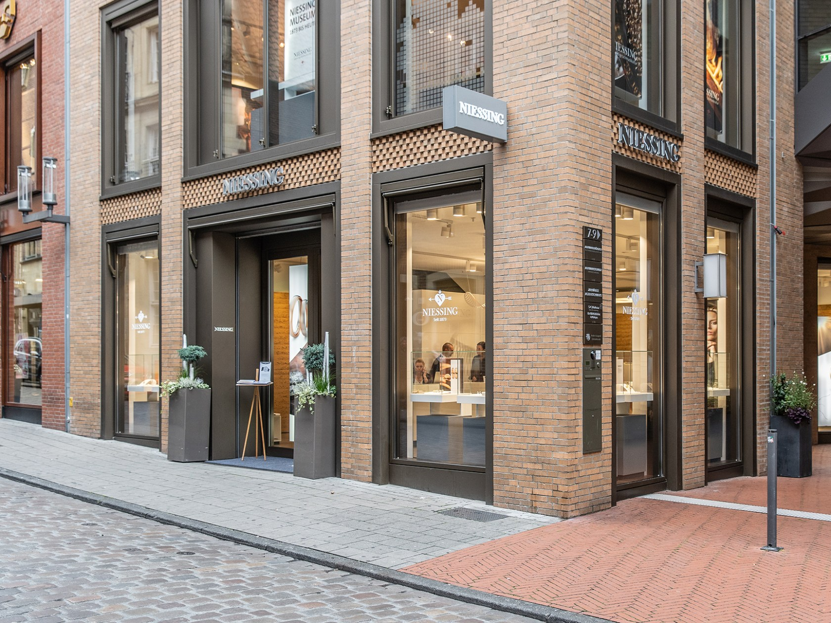 Niessing Store Münster