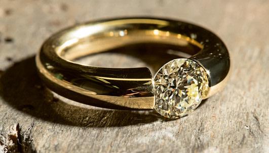 Niessing Ring®  Tapered