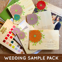 Wedding Sample Pack