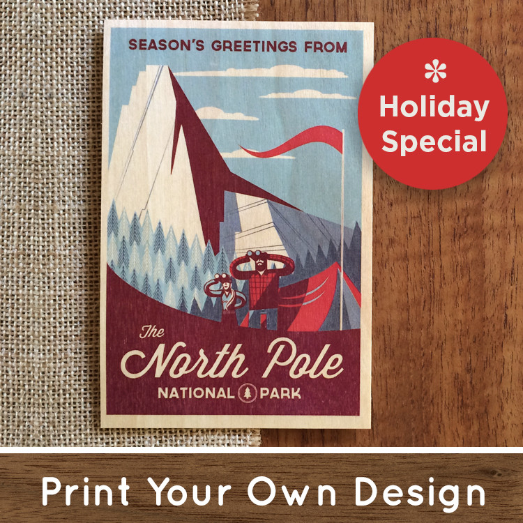 Holiday: Print Your Own Design