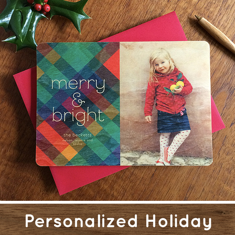 Personalized Holiday