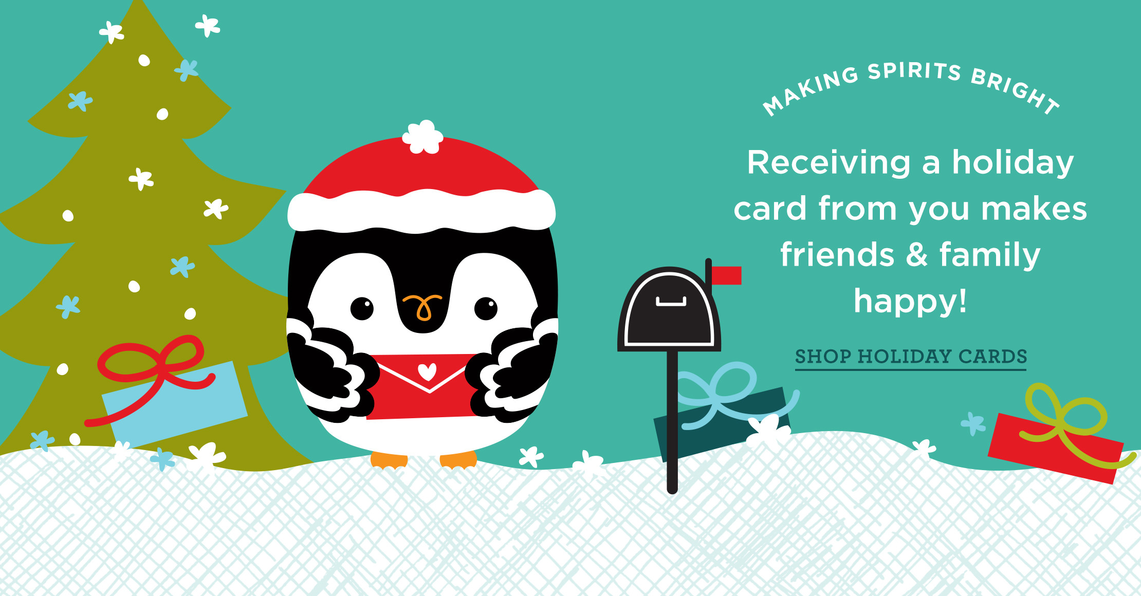 Quick Ship Holiday Cards