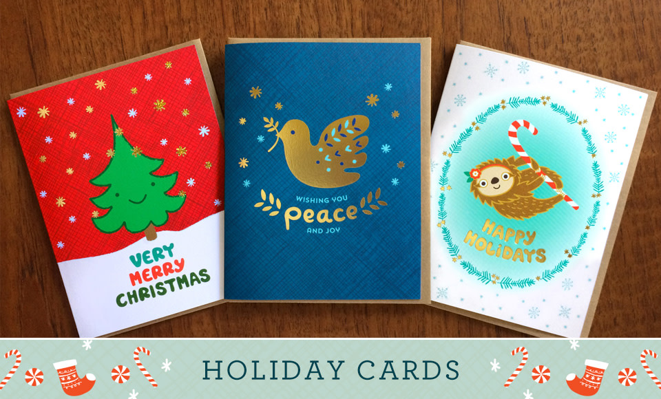 Holiday Cards - Hurry for best selection!