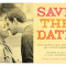 Big Top Save the Date: Apricot
