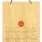 """(Wall Calendar) 8"""" x 10"""" * 5 Designs: Front Design: Modern Medallion"""