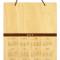 """(Wall Calendar) 8"""" x 10"""" * 5 Designs: Front Design: Walnut Bar"""