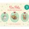 Holiday Flair Pin Pals Gift Set