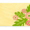 Hibiscus Place Card: Blossom