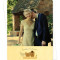Mr & Mrs Hoot Photo Thank You Card: Front Detail