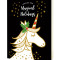 Magical Unicorn - Black - Box of 10