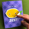 Mom Zest: Example: Easy to peel