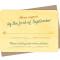 Sullivan Reply Card: Midnight