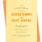 Truman Invitation : Apricot
