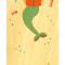 Reading Mermaid • Bookmark: Back