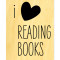 Reading Books • Bookmark