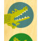 Alligator • Bookmark