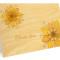 Yellow Daffodils Folded Thank You Card