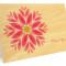 Gem Daisy Folded Thank You Card: Blossom