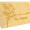 Flowering Dogwood Folded Thank You Card : Khaki