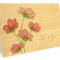 Cosmos Folded Thank You Card : Blossom