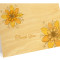 Yellow Daffodils Folded Thank You Card