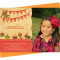 critter party watermelon party invitation: Front Detail