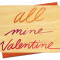 Ombre Valentine: Front