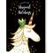 Magical Unicorn Black - Box of 10