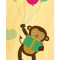 Reading Monkey • Bookmark