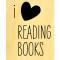 Reading Books • Bookmark