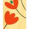 Tulips • Bookmark