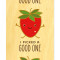 Good Strawberry • Bookmark