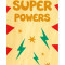 Super Powers • Bookmark
