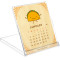 2020 Fun Food Desk Calendar