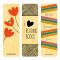 A Novel Idea Bookmark Set