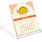 2021 Fun Food Desk Calendar: Calendar in Stand