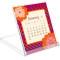2021 Flora Fauna Desk Calendar: Calendar in Stand