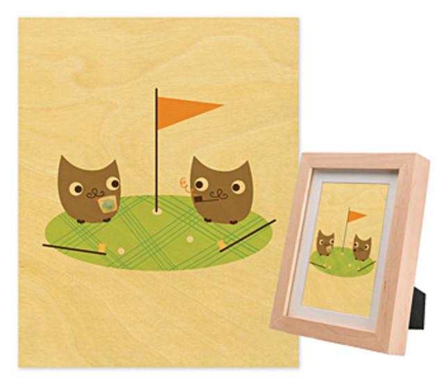 Lazy Owl Golfers