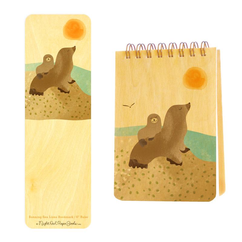 Sea Lion Gift Set